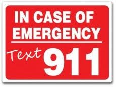 text 911, 911, deaf services, hard of hearing services, services for the deaf, services for the hard of hearing, emergency services for the deaf, emergency services for the hard of hearing